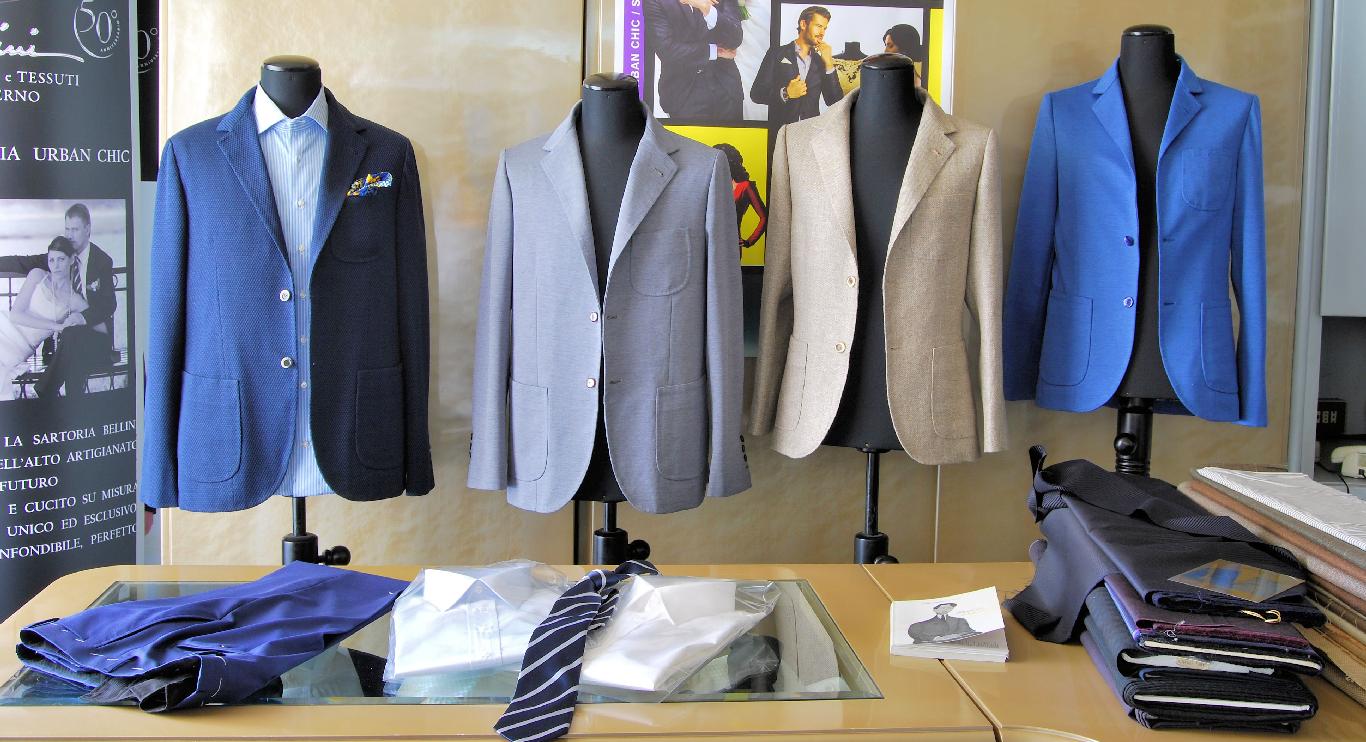giacche sartoriali Bellini