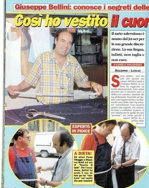 Rassegna stampa Bellini