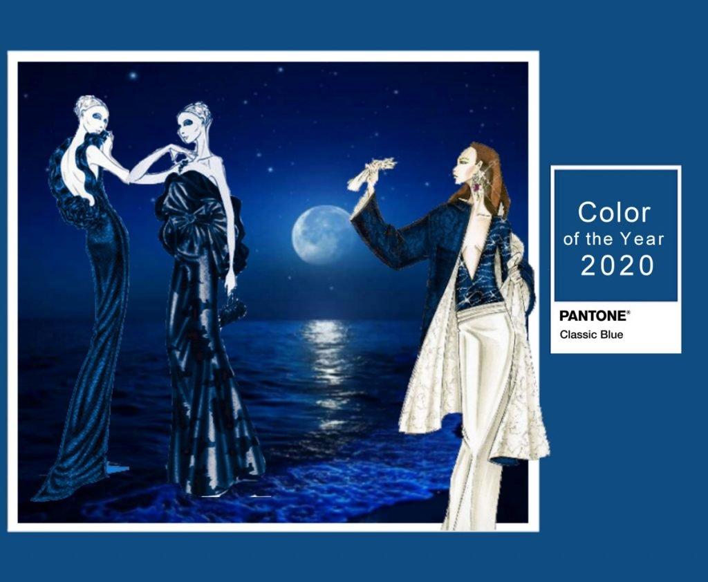 il colore dell'eleganza 2020